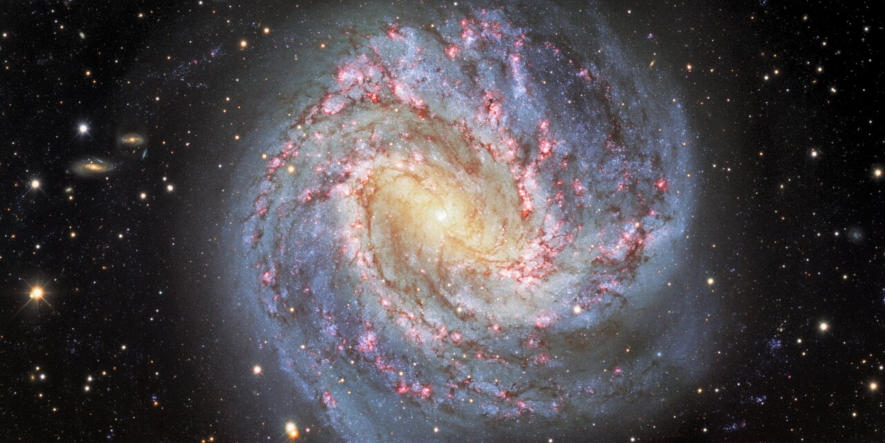 New image of Galaxy M83