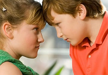 Sibling rivalry and ways to control it