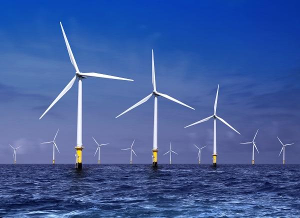 بزرگترین نیروگاه بادی
