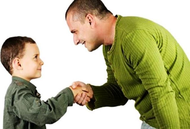 Five golden principles in child rearing
