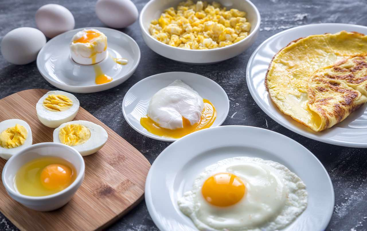 What is the best way to cook and eat eggs?