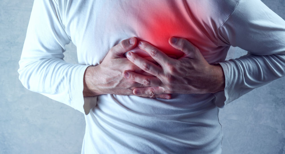 Recognize the possible signs of a heart attack