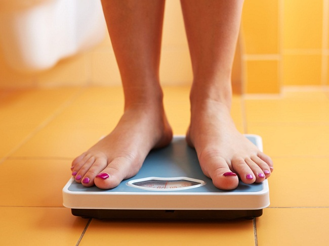 What exactly happens to the body as you gain weight?
