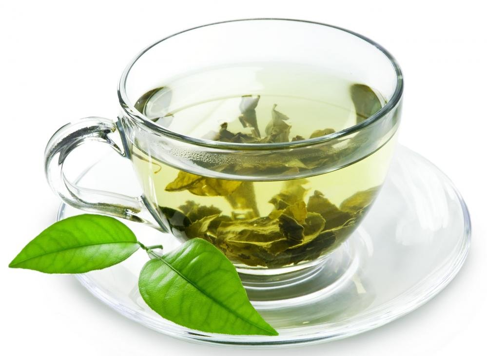 Drinking too much green tea is not recommended