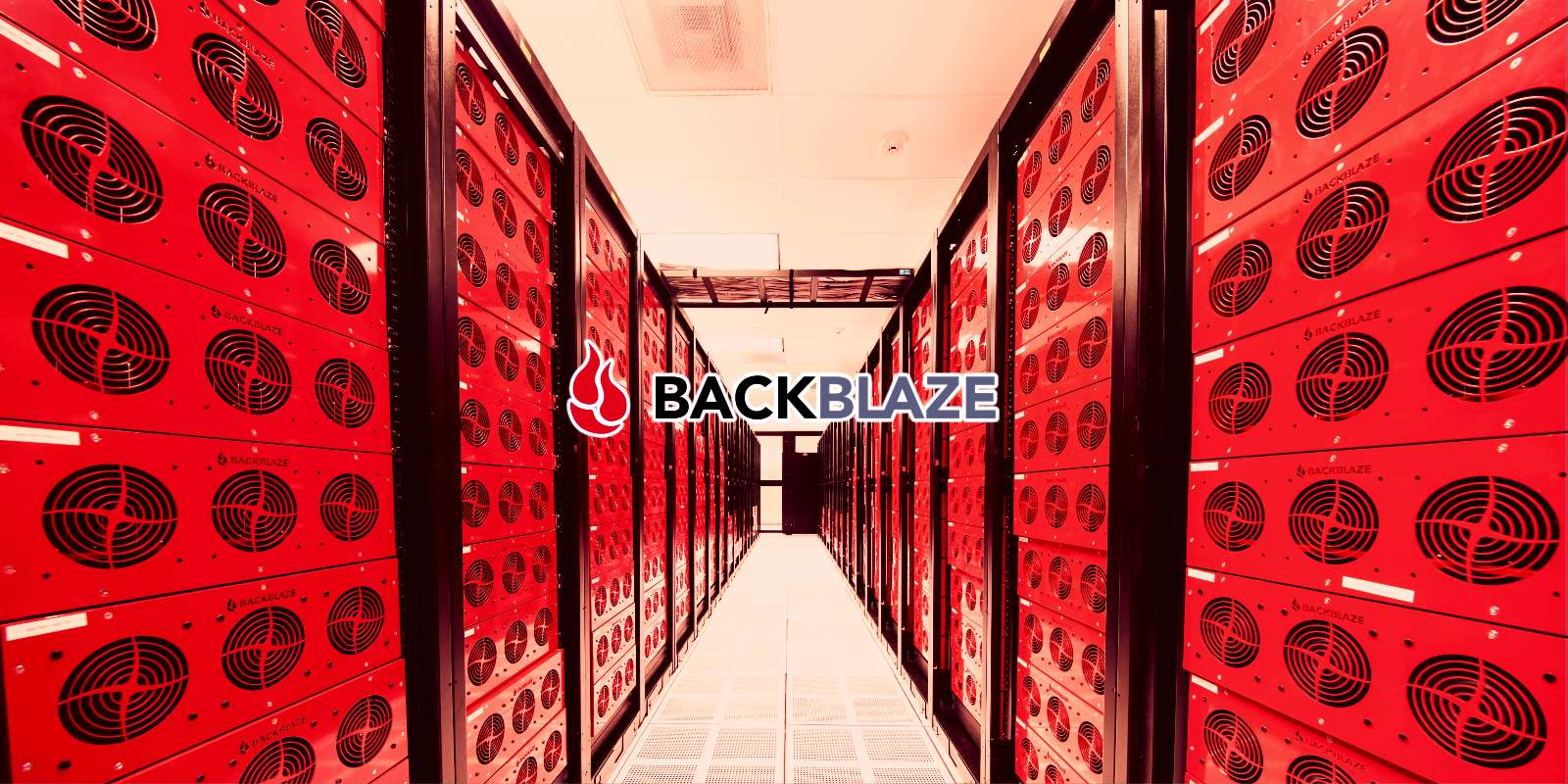 Backblaze cloud storage at a very low price