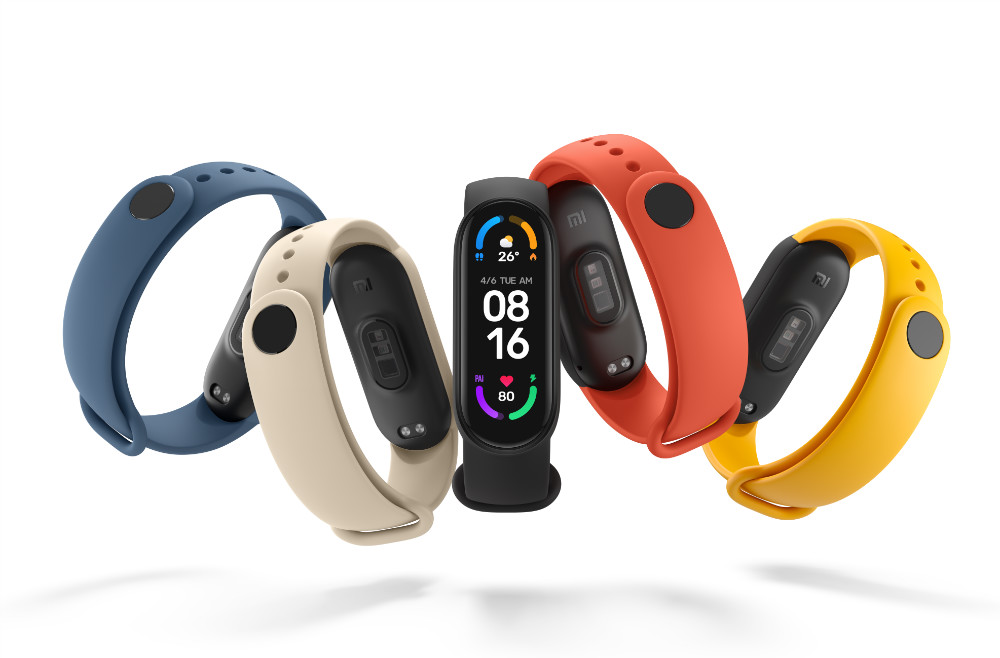 Xiaomi May 6 supply with blood oxygen sensor