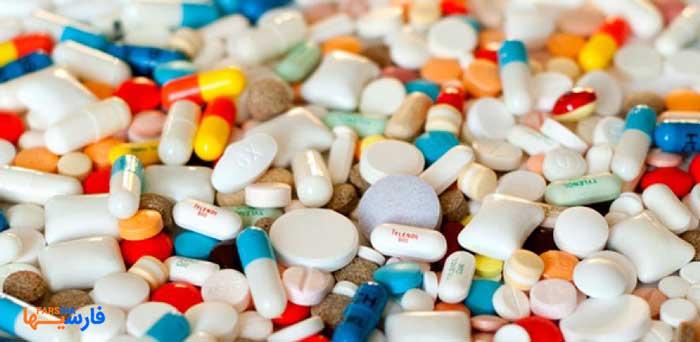 تغییر رنگ ادرار و مدفوع همزمان با مصرف داروها