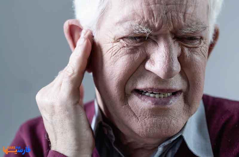سلامت گوش و شنوایی در سالمندان