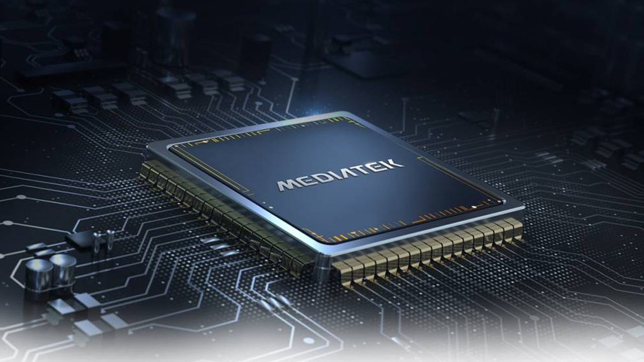 MediaTek became the largest mobile chip company in the world