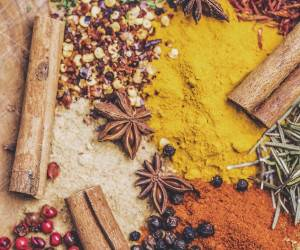 7 slimming spices that help you in your diet