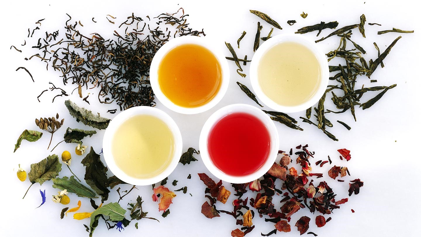 What is the right tea for each blood type?