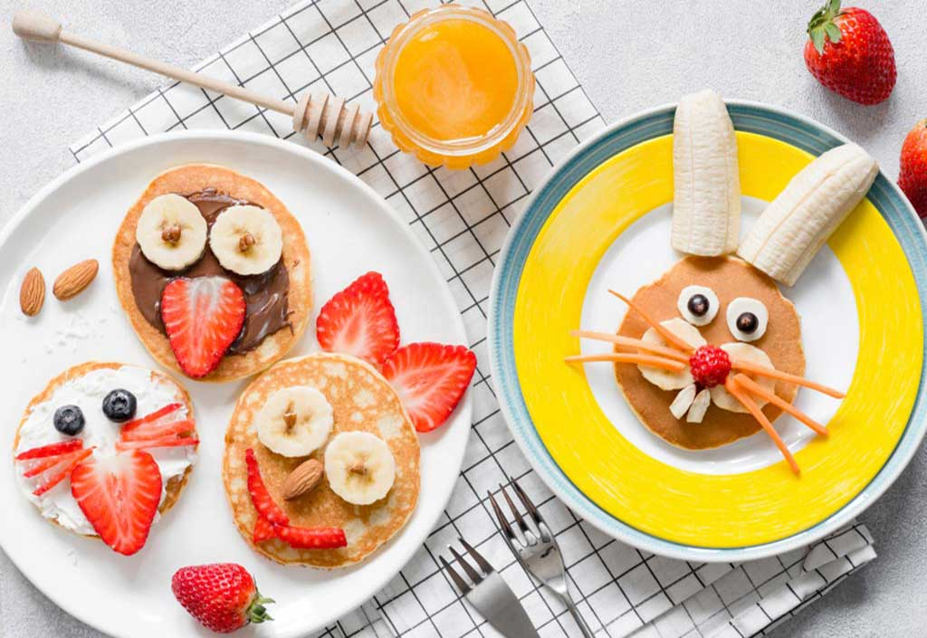 The best and healthiest variety of offers for baby breakfast