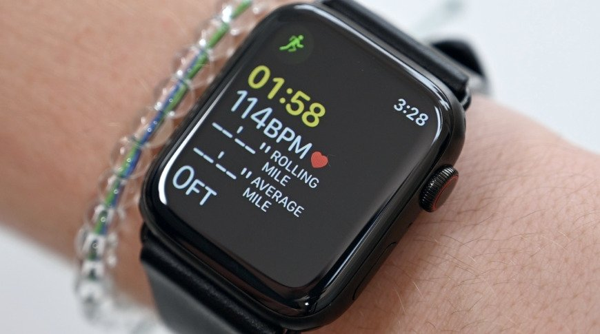 Apple is developing an advanced heart rate monitor for the Apple Watch