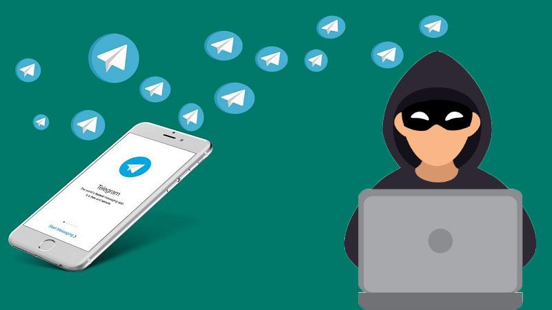 Prohibit hackers from infiltrating your telegram forever