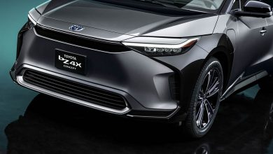 Toyota bZ4X concept and electric crossover will be produced by 2022
