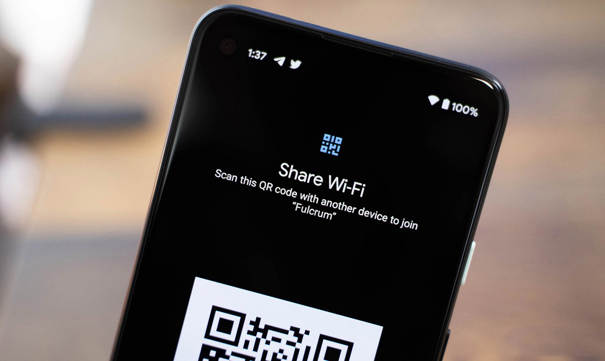 How to view the WiFi password stored on the Android phone