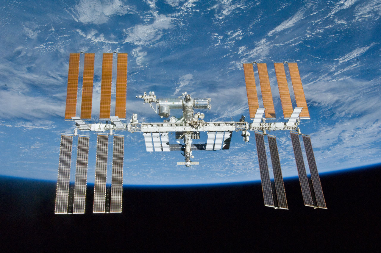 The main module of the Chinese space station went into Earth orbit