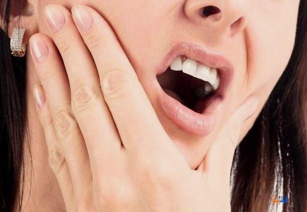 علت زخم دهان