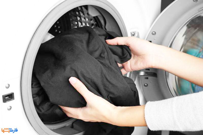 نکاتی در خصوص نحوه شستن لباس های مشکی