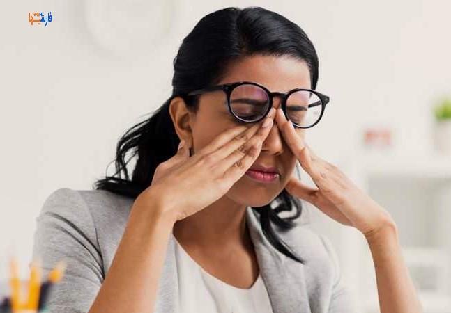 درمان پرش چشم