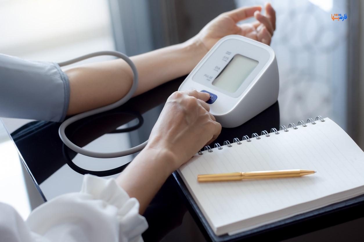 اندازه گیری فشار خون در شب