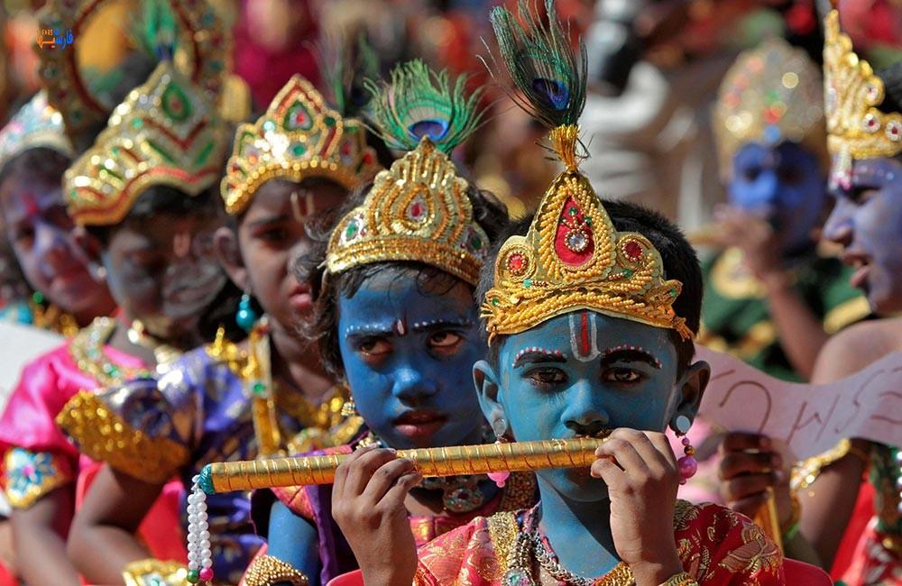 آداب و رسوم جذاب در هند