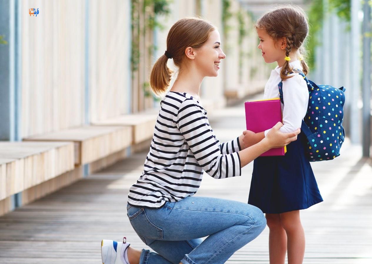 مسئولیت پذیری در کودک