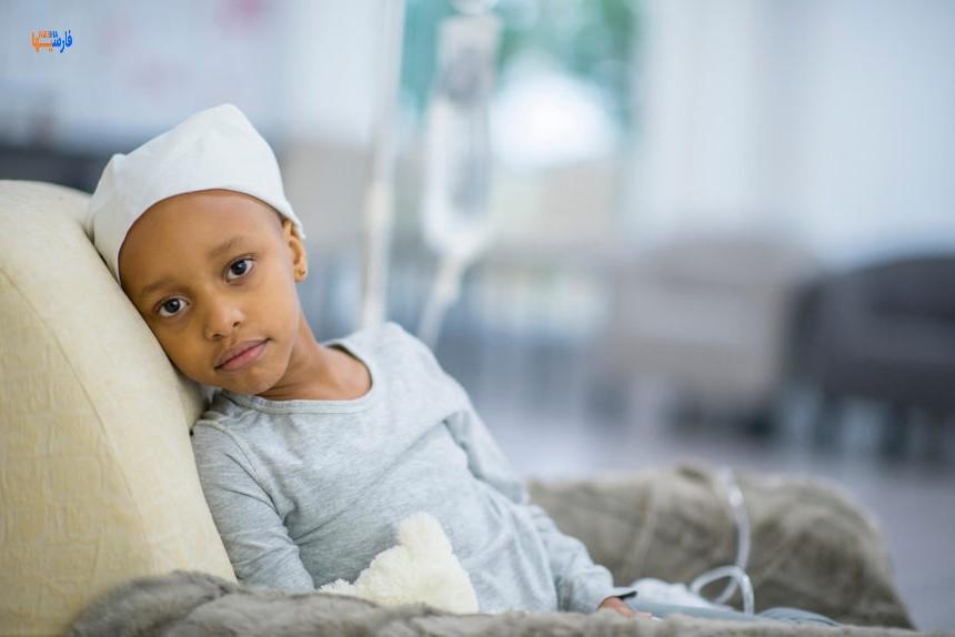 سرطان خون در کودکان