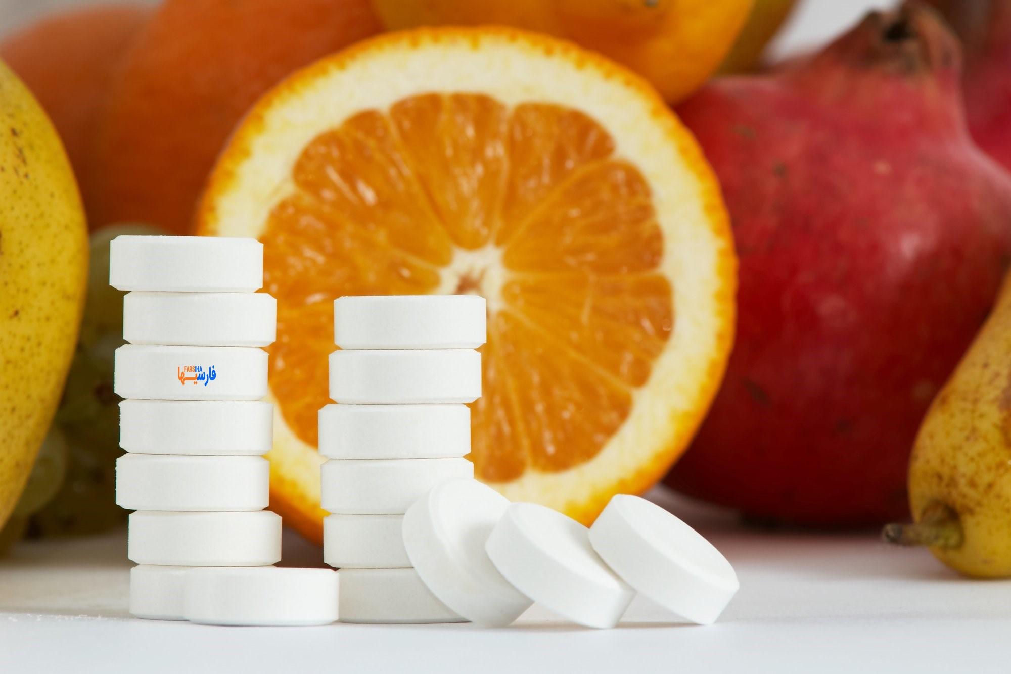 فواید ویتامین C