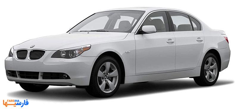 BMW خودروی خارجی
