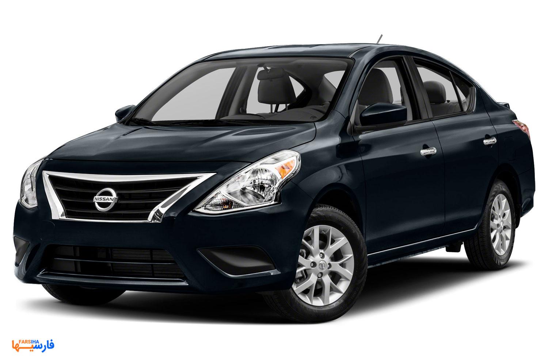 Nissan خودروی خارجی