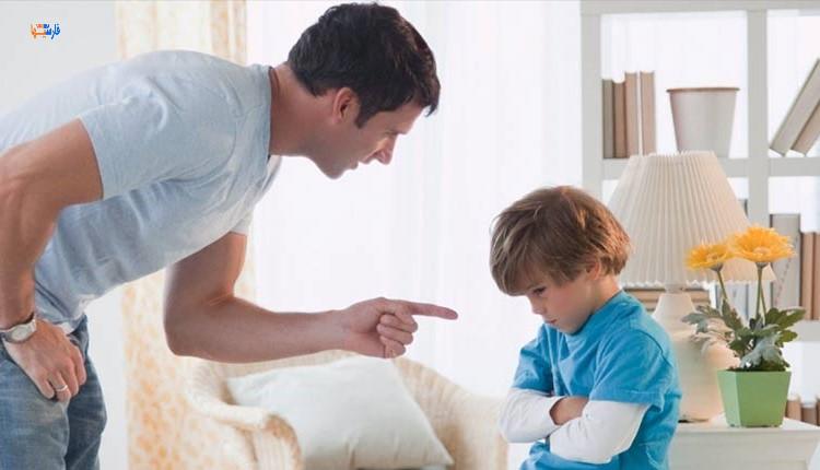مقابله با لجبازی کودک
