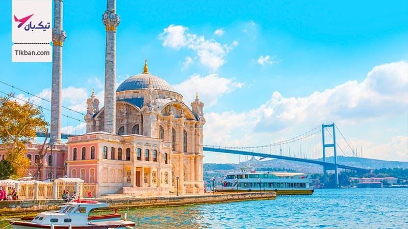 استانبول گردشگری