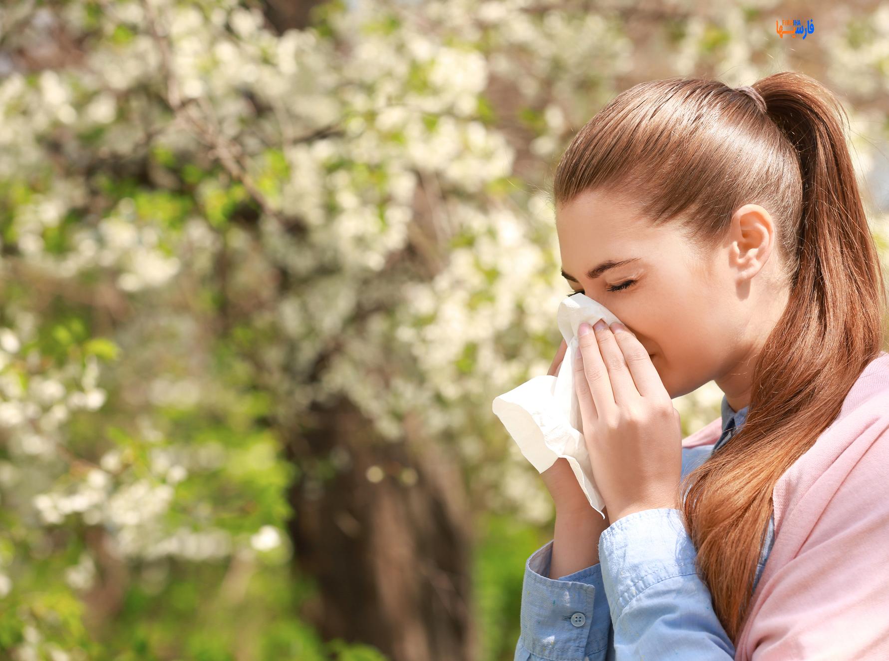 محرک های آلرژی